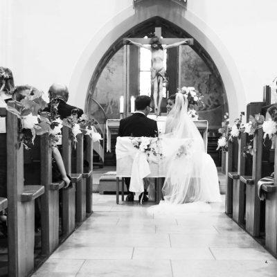 Kirchliche Hochzeit in Kernen-Rommelshausen