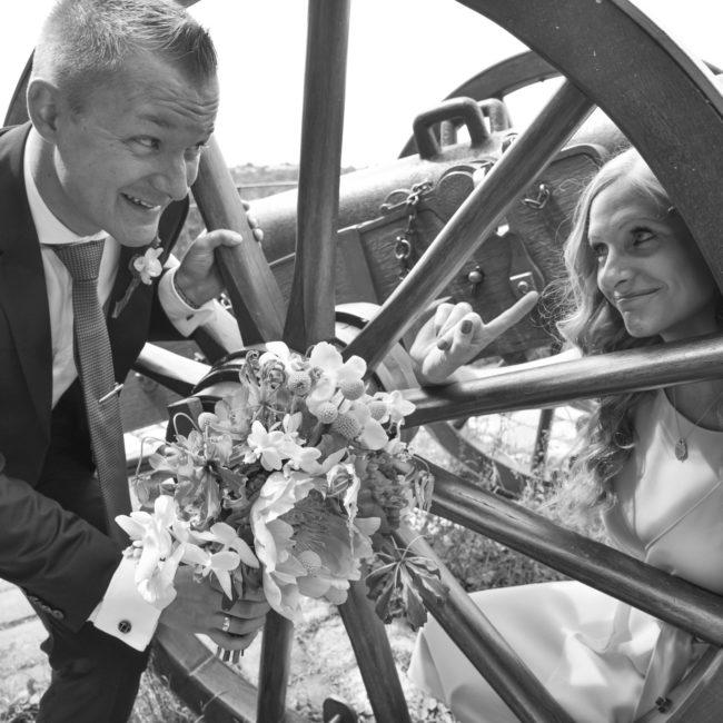 Brautpaar-Shooting in Esslingen Burg