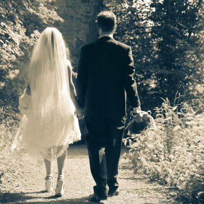 Brautpaar-Shootingin Herrenberg