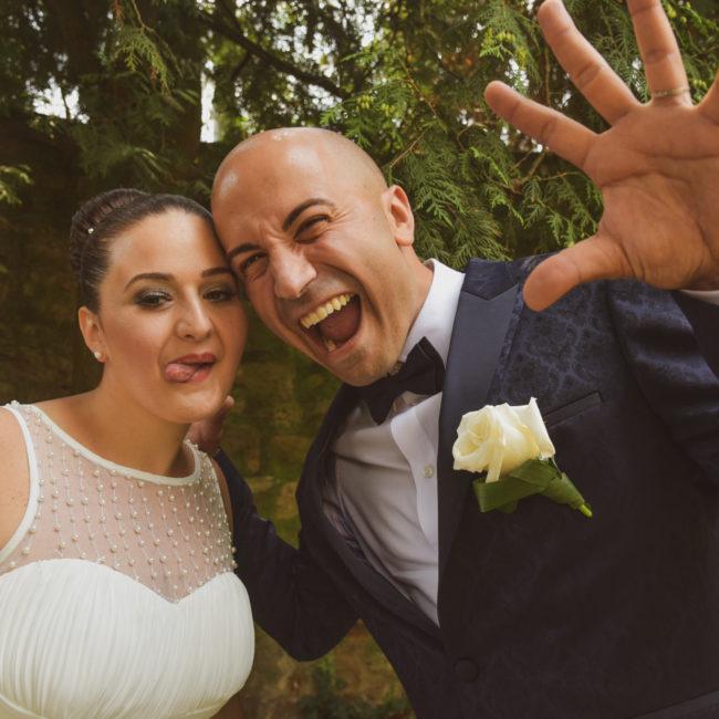 Brautpaar-Shooting Esslingen