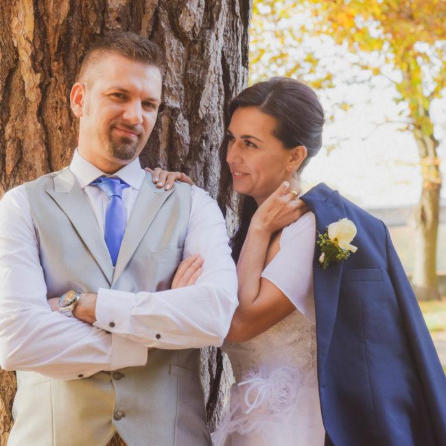Brautpaar-Shooting in Esslingen
