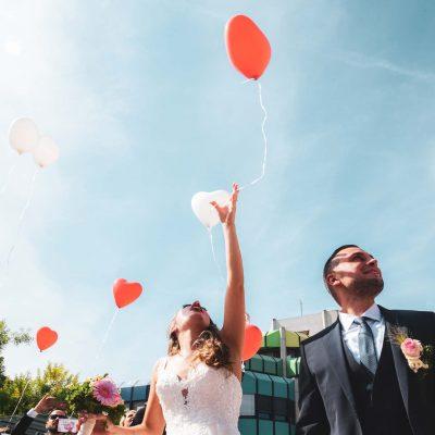 Standesamtliche Hochzeit in Waiblingen