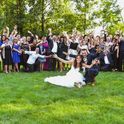 Kirchliche Hochzeit in Ludwigsburg